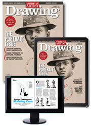 Get Drawing in print or digitally!