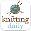 Knitting Daily iPhone app