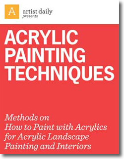 Download Acrylic Painting Lessons and learn how to paint with acrylics today!