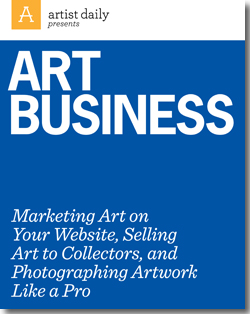 Expert advice on successfully selling art and improvig your art career