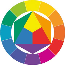 The art color wheel is an essential tool to becoming a painting master.