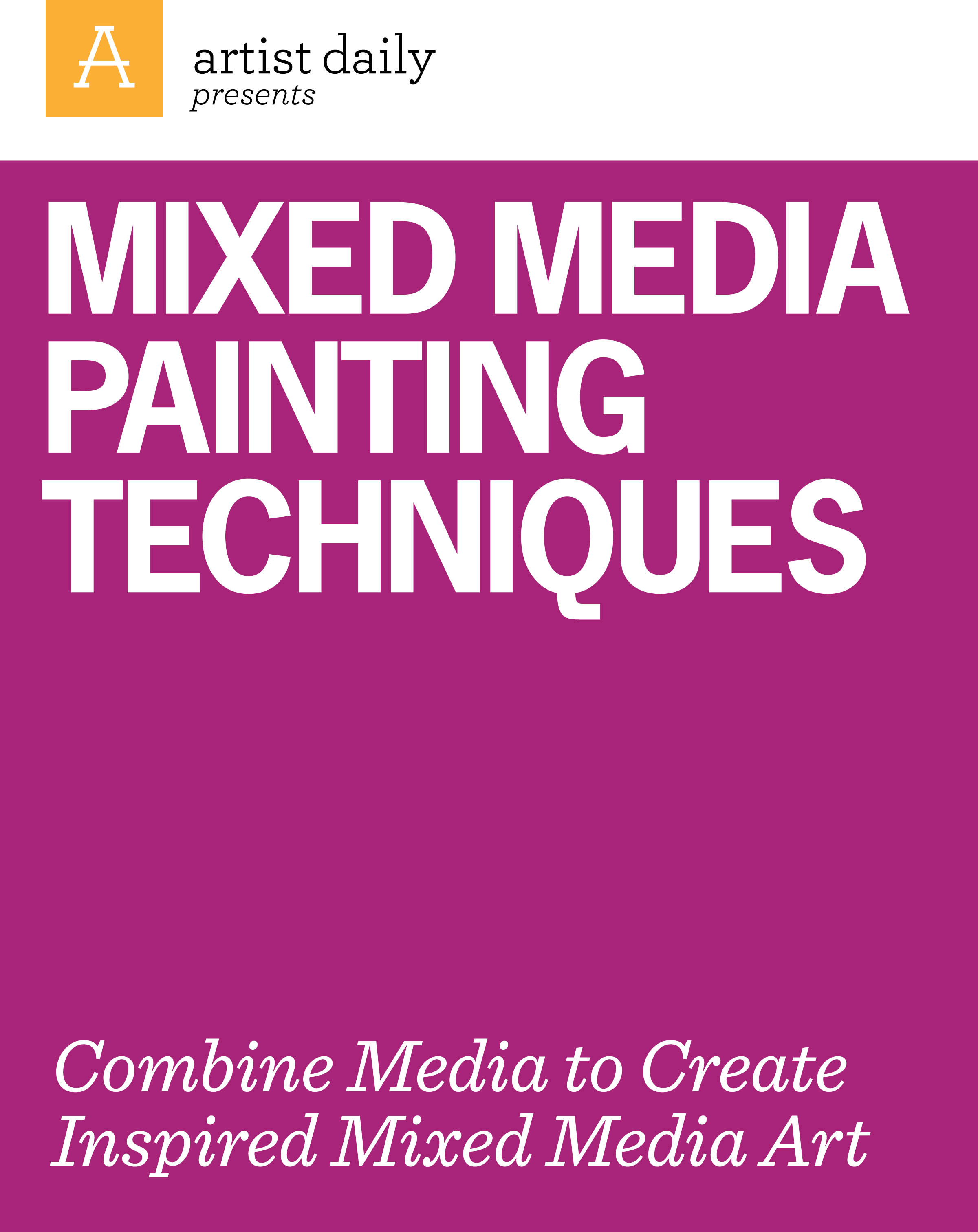 Download free mixed media painting techniques