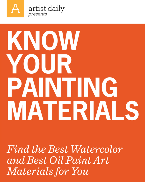This is the best art materials list you'll come across. Download it for free!