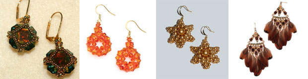 Create your own stunning handmade earrings!