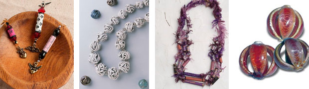 Use this handy guide to understand the many forms of handmade beads