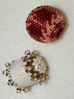 how to make a beaded bead