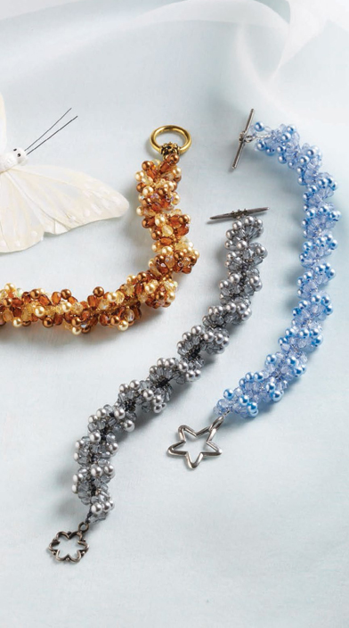 Discover tips to learn how to make jewelry with beaded ropes.