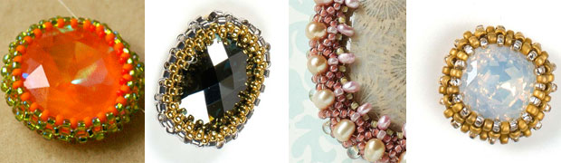 Learn how to cabochon gems in your jewelry designs