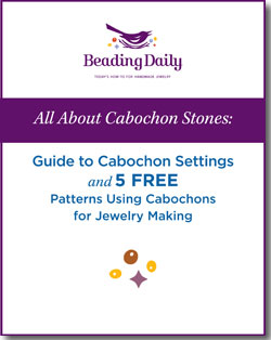 Learn How to Make Cabochon Jewelry