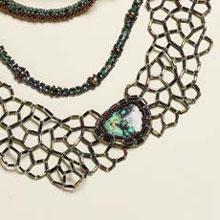 Dazzle them with a handmade gemstone cabochon