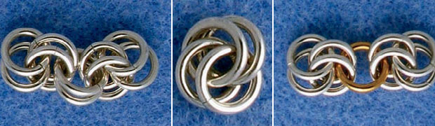 Learn just how easy chainmaille can be!