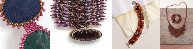 Create your own stunning jewelry with bead embellishing!