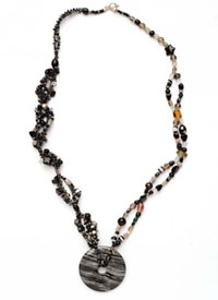 Gemstone Necklaces: Stone Soup