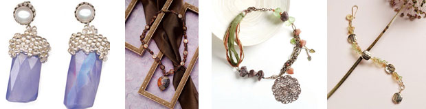 Create your own stunning handmade jewelry!
