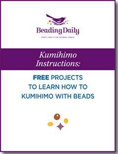 Guide Beaded Kumihimo Jewelry