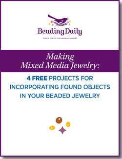 Making Mixed Media Jewelry with Beading Daily