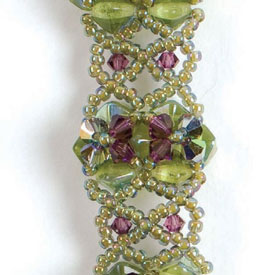 Learn more about bead embellishing jewelry