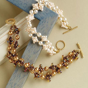 Discover tips to learn how to create beaded netting.