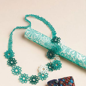 Discover tips for beautiful bead netting patterns.