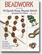 Easy Peyote Beading Patterns