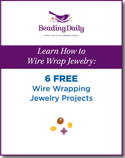 Learn How to Wire Wrap Jewelry with Beading Daily