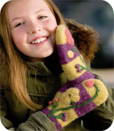 Free Crochet Mitten Patterns