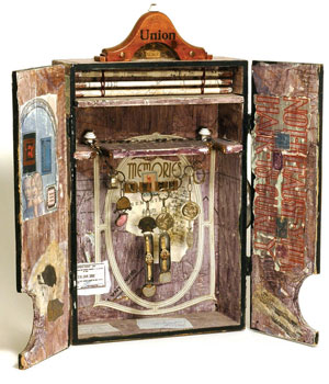 Learn how to make assemblages and found object art with this guide to mixed media assemblage.