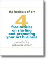 Starting and Promoting Art Business Free eBook