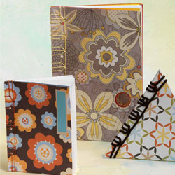 Japanese Stab Art Journal Binding from Joan Ragan Kallay