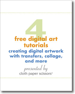 Don't forget to get this free collection of digital artwork projects and ideas.