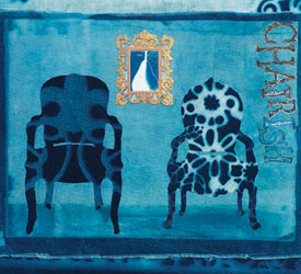 Cyanotype Process on Paper and Cloth: Embracing the Blues