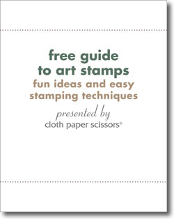 Get fun ideas and easy stamping techniques with this free eBook collection!