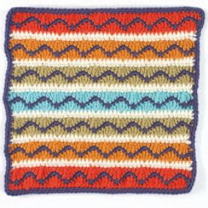 Zigzag by Judith Bailey