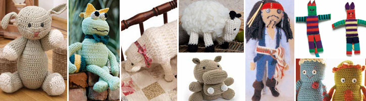 8 Free Crochet Amigurumi Patterns: Amigurumi Crochet with Crochet Me