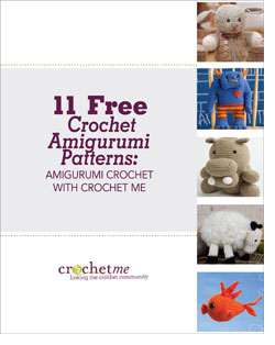Don't forget to download your free amigurumi crochet patterns.