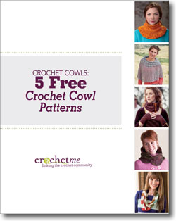 5 Free Cowl Crochet Patterns