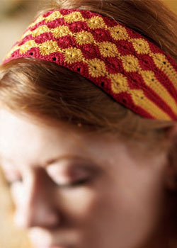 Discover our best variety of accessory patterns, including this beautiful crochet headbands pattern.
