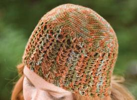 Crochet Beanie Pattern: Nicole's Cap