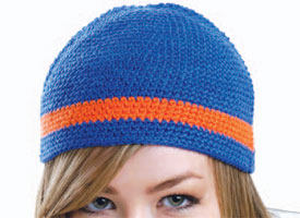 Crochet Beanie Pattern: Flash Beanie