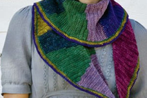 Find Yarn Color Combinations with the Colorful Crochet Workshop