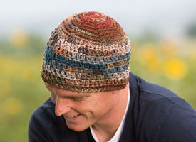 Crochet for Charity Patterns: Tahoe Hat