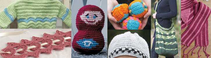 Find fun, easy crochet gifts to make and ideas for the entire family with this free eBook.