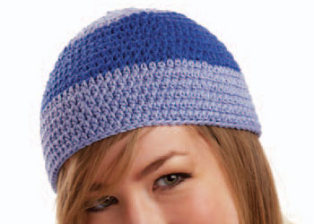 Easy Crochet Hat Pattern: Flash Beanie
