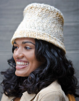 Find the perfect crochet hat pattern, for guys, gals, and the whole family.