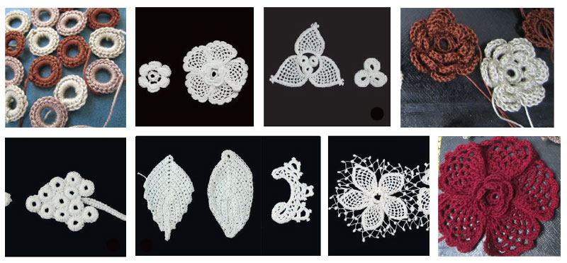 Irish Crochet Lace: Patterns, Tips, and Resources for ...