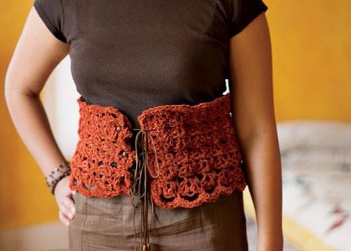 Corset Belt by Sandi Wiseheart
