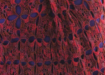 Discover join as you go motifs using crochet square patterns such as this stunning design.