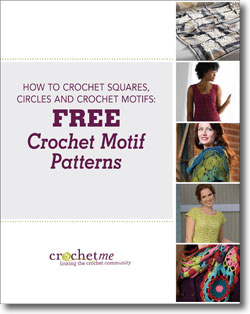 Download your free crochet motif patterns.