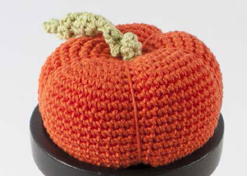 Crochet Pumpkin Pattern: Pumpkin Patch by Toni Rexroat