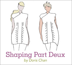 Shaping and Using Negative and Positive Ease: Shaping Part Deux